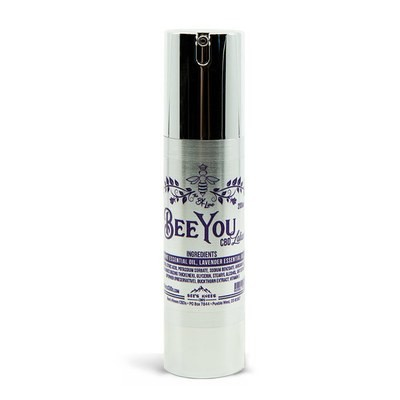 CBD Lotion Lavender Essentioal Oil Fragrance 200mg