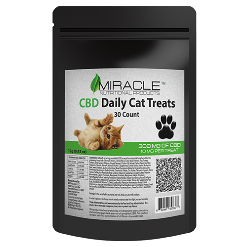 Daily Treats for Cats 300mg
