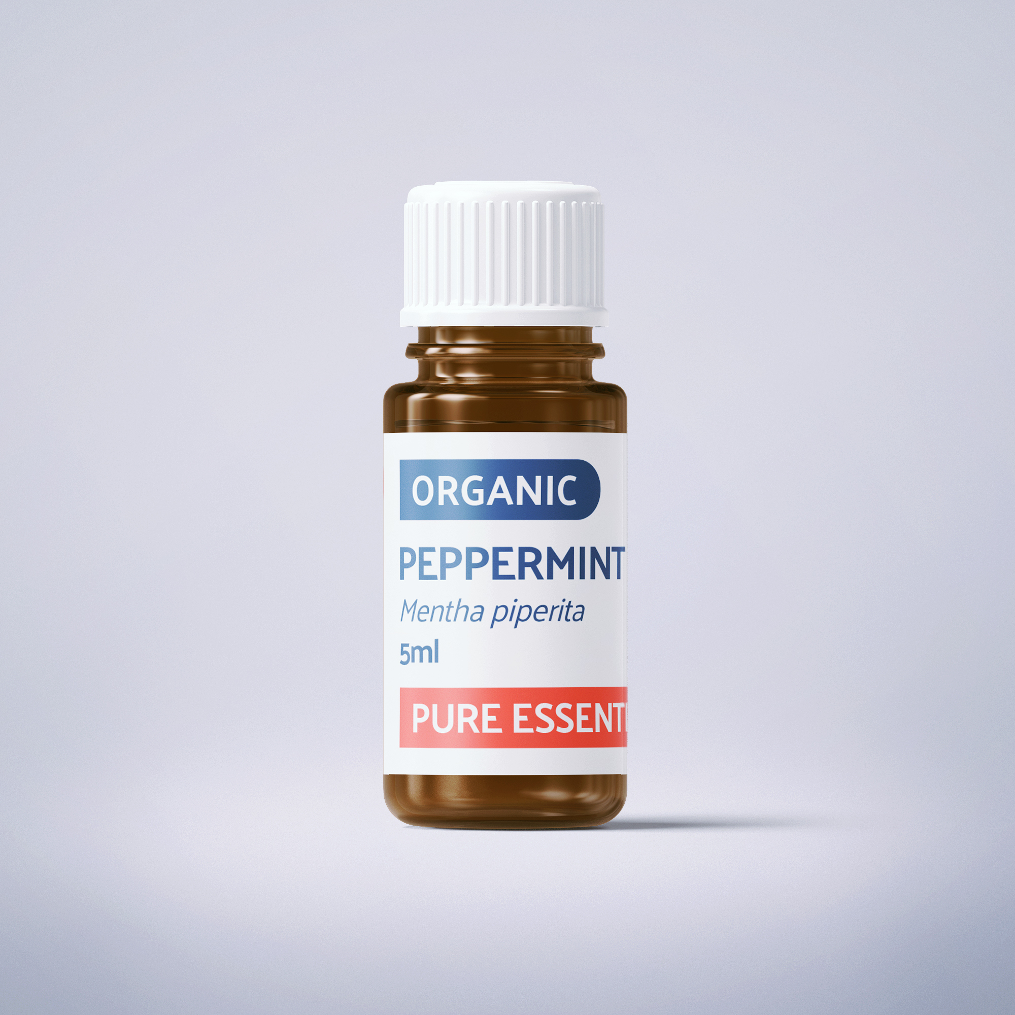 Organic Peppermint - 5ml - 100% Pure Essential Oil SKU005