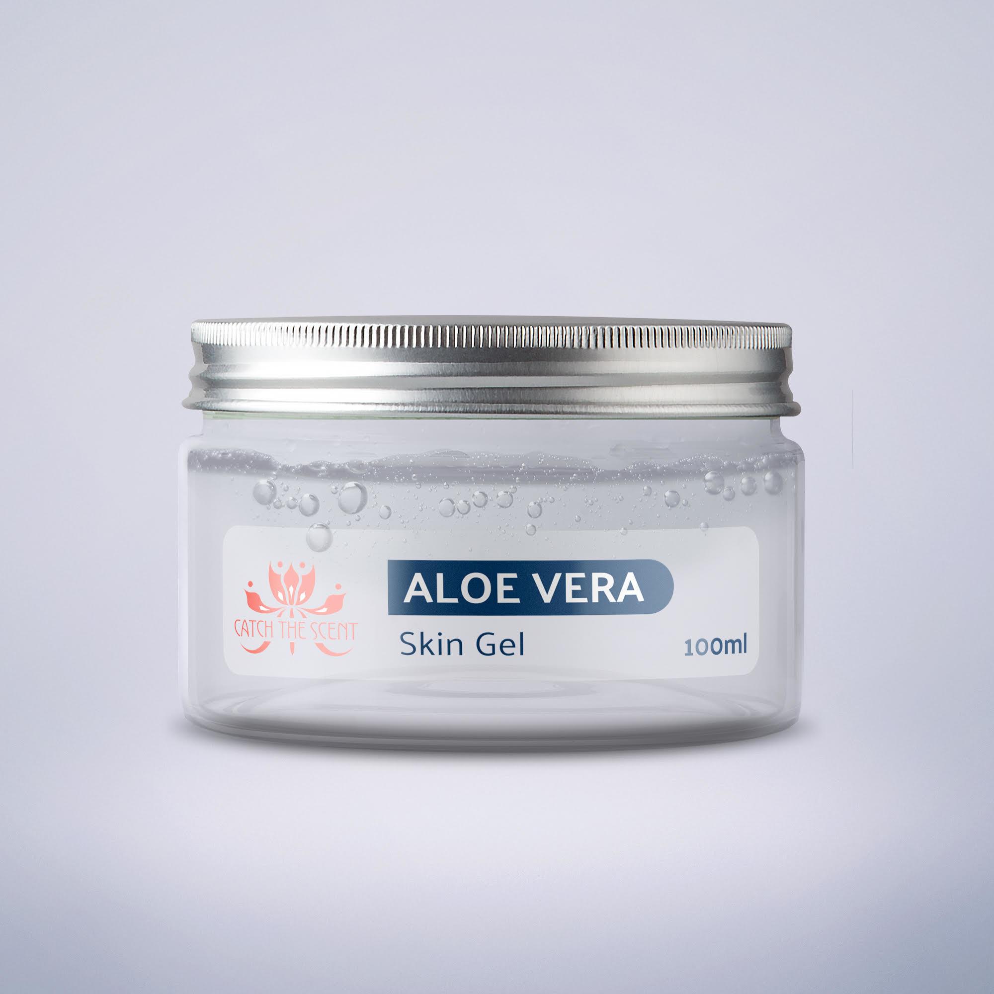 Aloe Vera Gel - 100ml SKU009