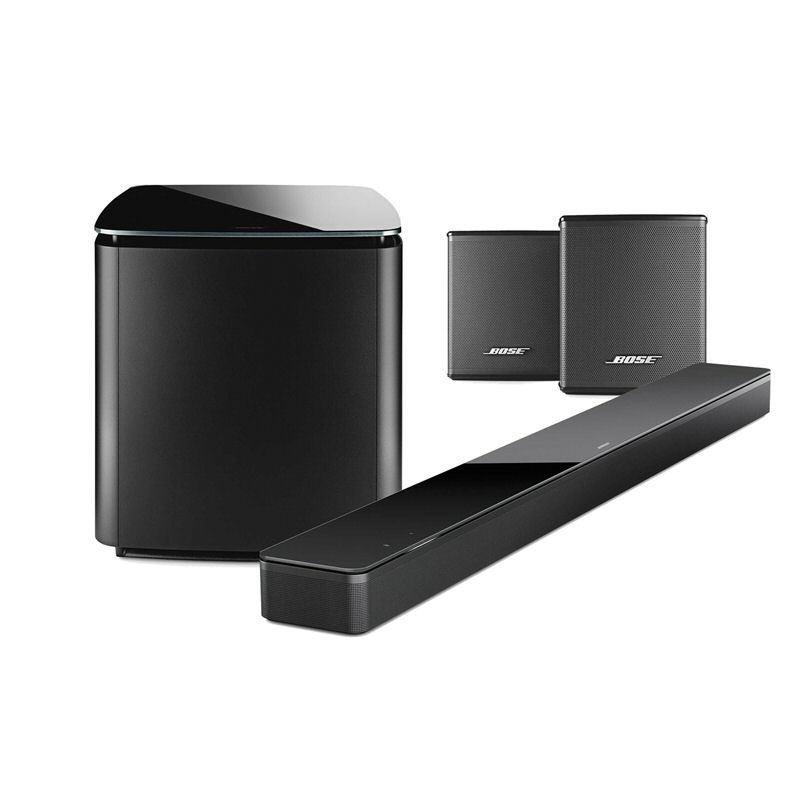 Bose Soundbar 700 Home Theatre Package