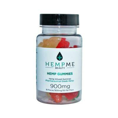 Hemp Me Full Spectrum Extra Strength Gummies