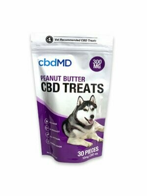 CBDMD Dog Treats 300mg