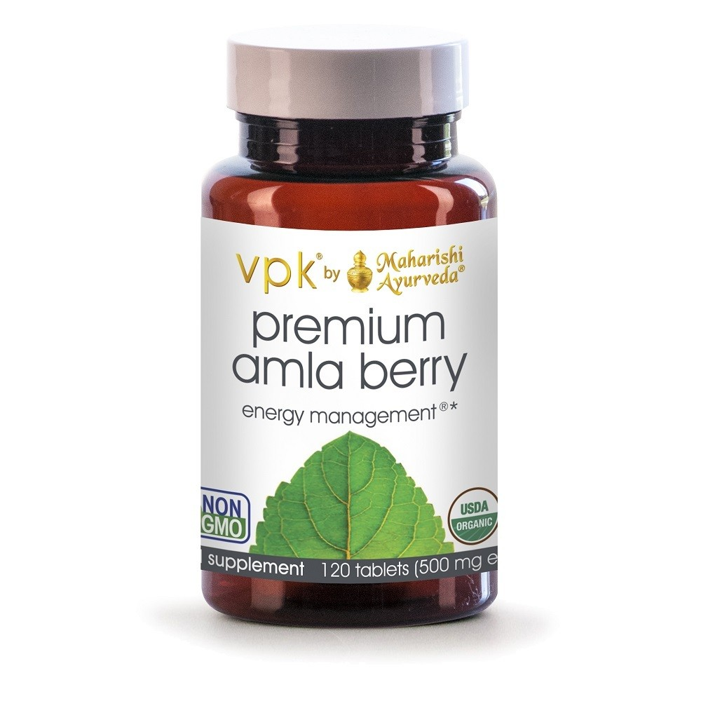 Organic Premium Amala Berry