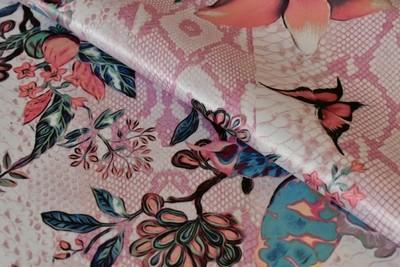 Плащевая ткань Roberto Cavalli