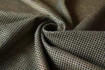 Костюмно-плательная шерсть с шелком Lorenzo Riva