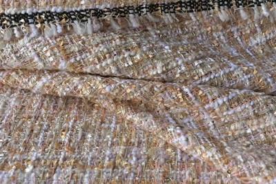 Ткань шанель