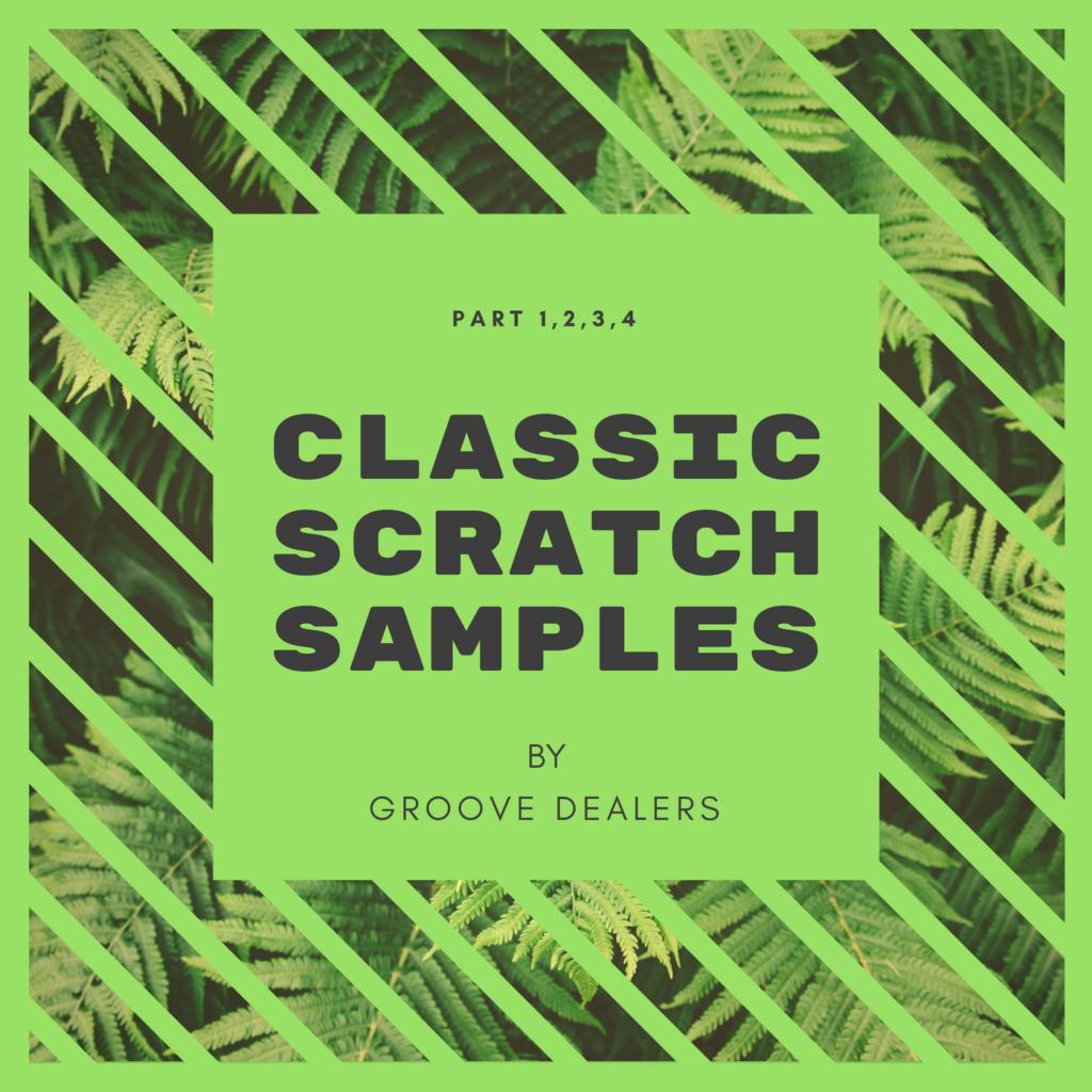 Classic Scratch Samples