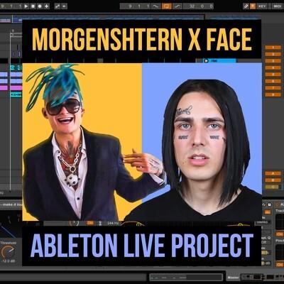 Проект Morgenshtern — #Изиреп для Ableton Live