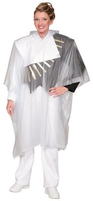 SIDE SNAP PONCHO
