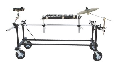 JARVIS MOBILE PERCUSSION RACK