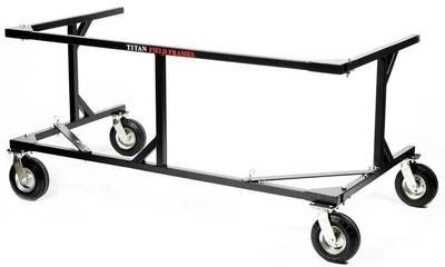 TITAN 8FT PERCUSSION RACK FIELD FRAME