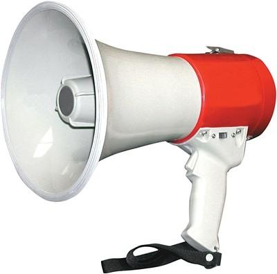 MEGAPHONE- 15 & 25 watts