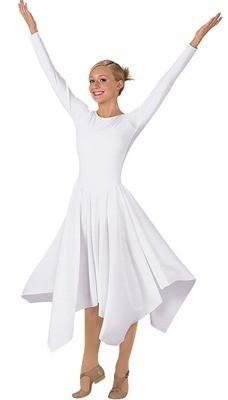 HANKERCHIEF DRESS