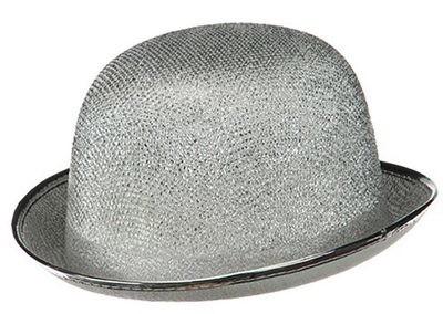 GLITTER DERBY HAT
