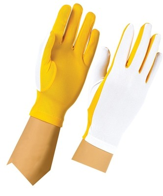 COLORED FLASH GLOVES