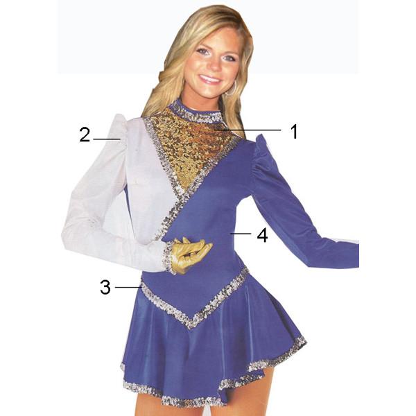 DRESS D9252