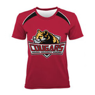 WOMEN'S DIE SUBLIMATION PERFORMANCE TEE