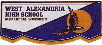 CUSTOM BANNER - W ALEXANDRIA HS