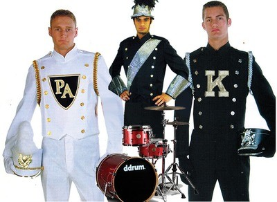 IN STOCK MARCHING BAND COAT