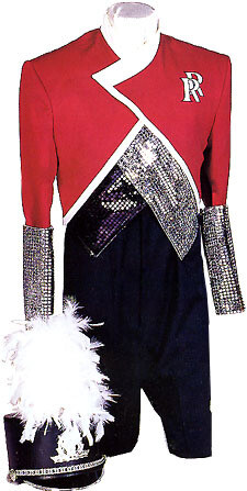 MARCHING BAND COAT P80B500