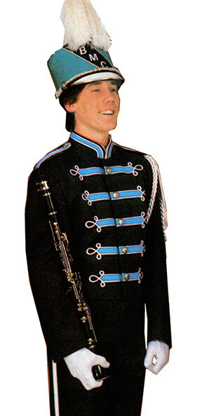 MARCHING BAND COAT BC97B
