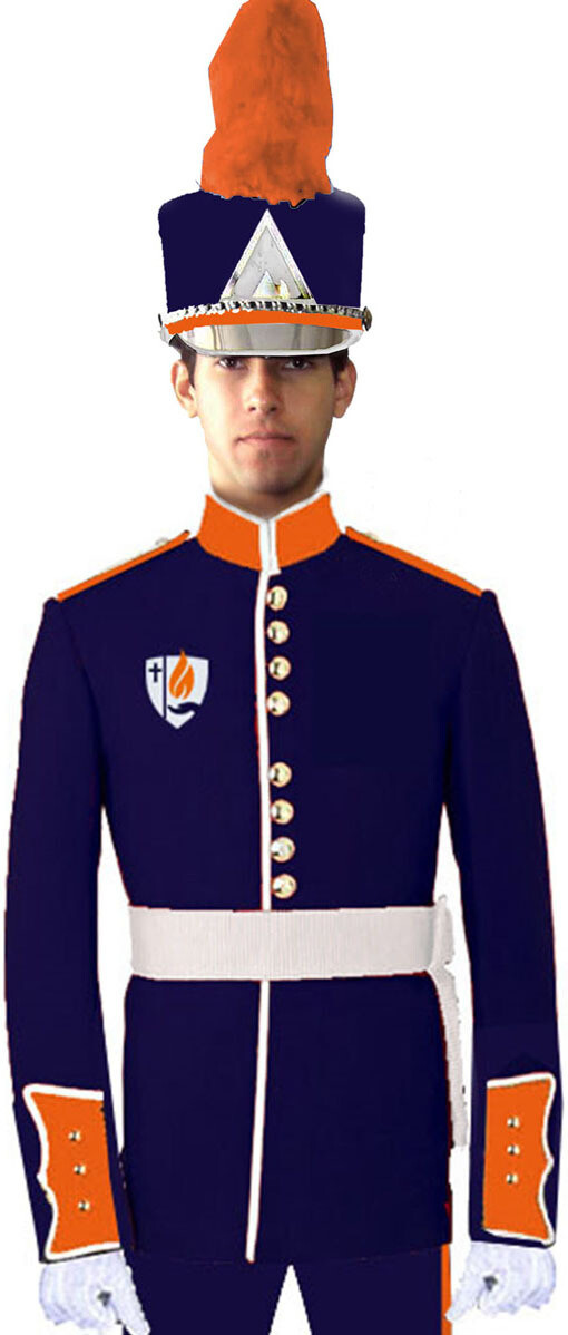 MARCHING BAND COAT TOY SOLDIER