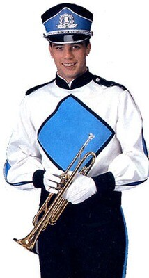 MARCHING BAND BLOUSE BCDIMD