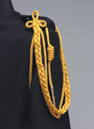 ONE COLOR MILITARY CITATION CORDS