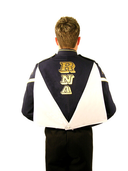 MARCHING BAND CAPE C6073
