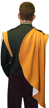 MARCHING BAND CAPE CBC771