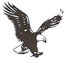 EAGLES EMBROIDERY EMB203