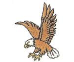EAGLE EMBROIDERY 02