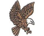 EAGLE EMBROIDERY 04