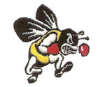 HORNET EMBROIDERY 01