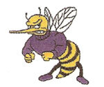 HORNET EMBROIDERY 02
