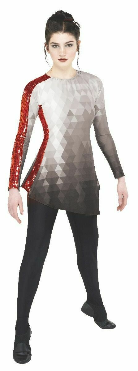 GEO TUNIC DIGITALLY PRINTED