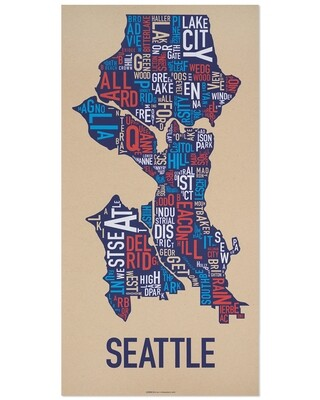 Seattle Neighborhoods (Medium)