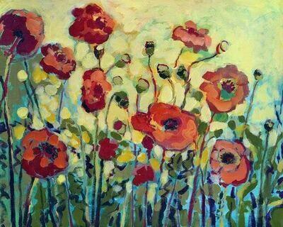 Anita's Poppies
