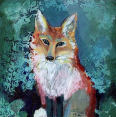 Shy Fox