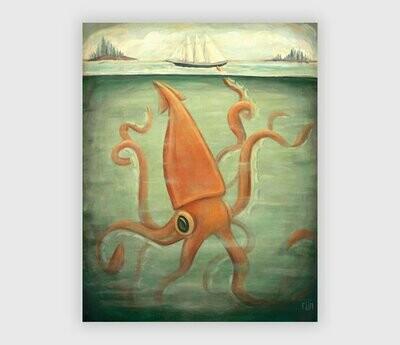 Kraken Underneath