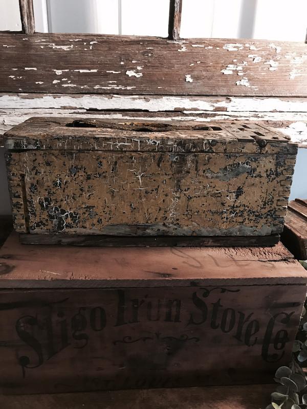 WWI era 30.06 Amo box