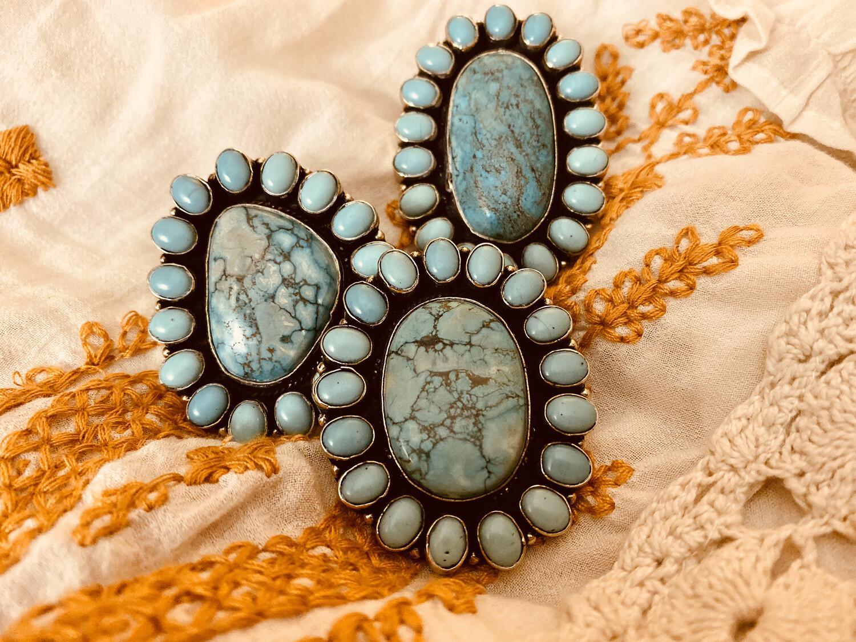 Turkish Authentic Stone ring