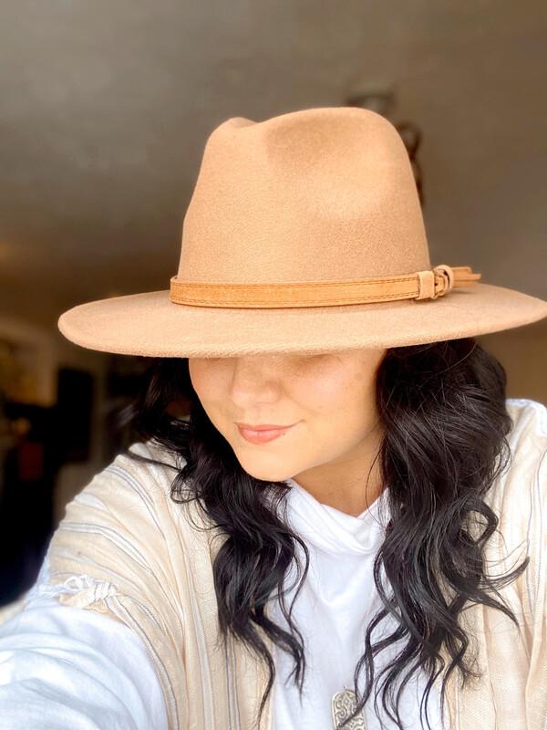 """Joli"" STJ Hat"