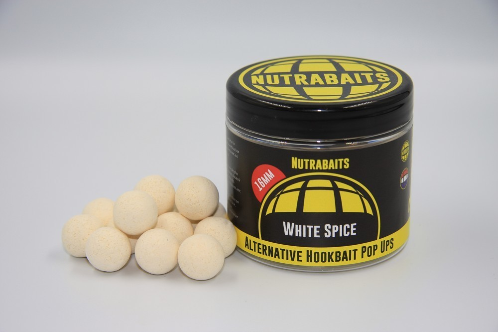 Бойлы Alternative Hookbait Pop-Ups White Spice