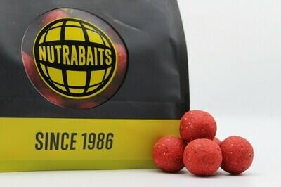 Strawberry, cream&Bergamot(Клубника, сливки и Бергамот) бойлы длительного хранения shelf-life