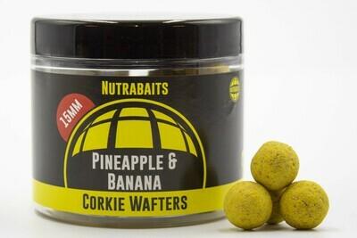 Бойлы нейтральной плавучести Corkie Wafters Pineapple&Banana