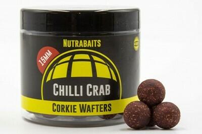 Бойлы нейтральной плавучести Corkie Wafters Chilli Crab