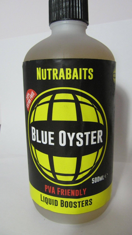 Бустер Blue Oyster (голубая устрица)