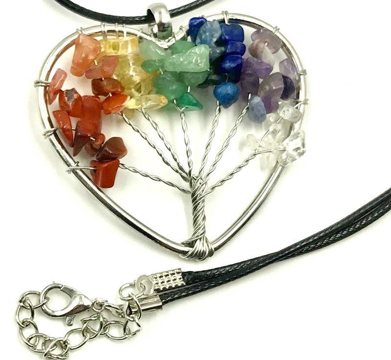 Tree of Life Heart 10010